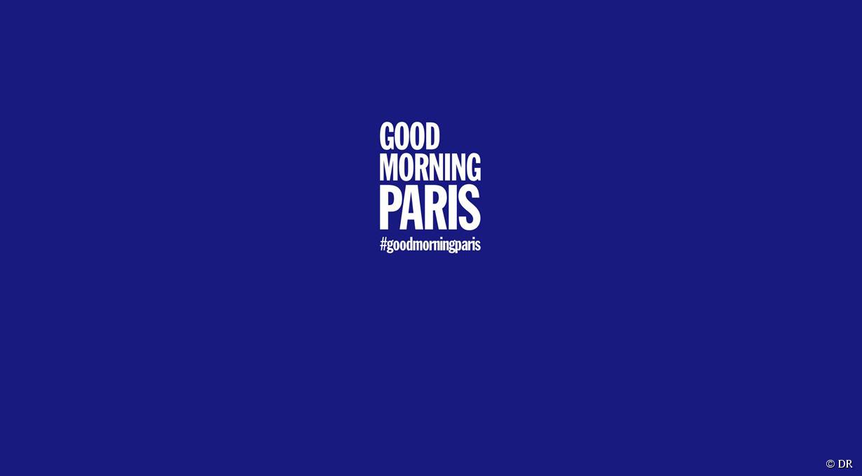good morning paris la webradio ph m re de christine the queens. Black Bedroom Furniture Sets. Home Design Ideas
