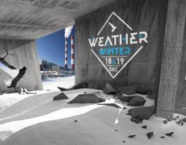 Le Weather Festival passe en mode hiver