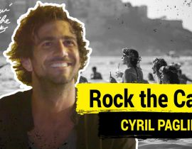 Rock The Calvi : Cyril Paglino sur le port
