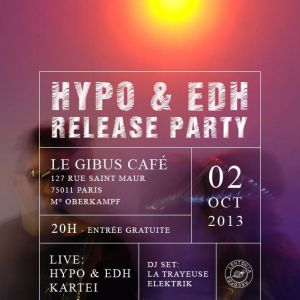 Hypo & EDH Release Party!