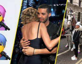 Drake + Taylor Swift, Burger King vs McDo... Les infos unexpected