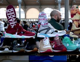 Chronique : la 9e édition du Sneakers Event au Carreau du temple