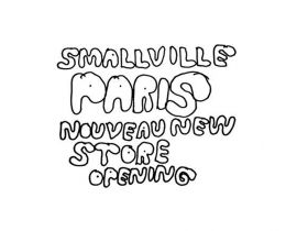 Smallville Records Paris : le shop parisien est ouvert !
