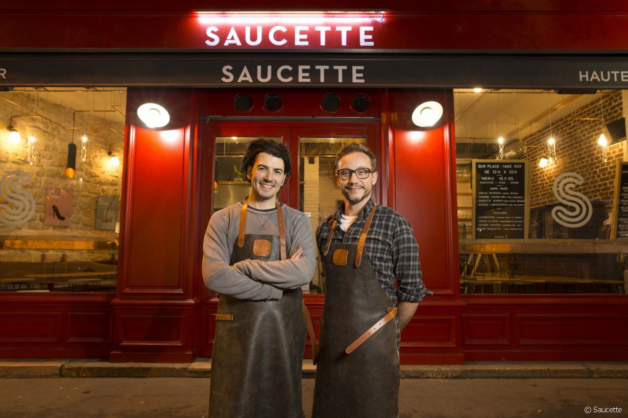 Saucette, 30 rue Beaubourg, 75003 Paris - Photo 29