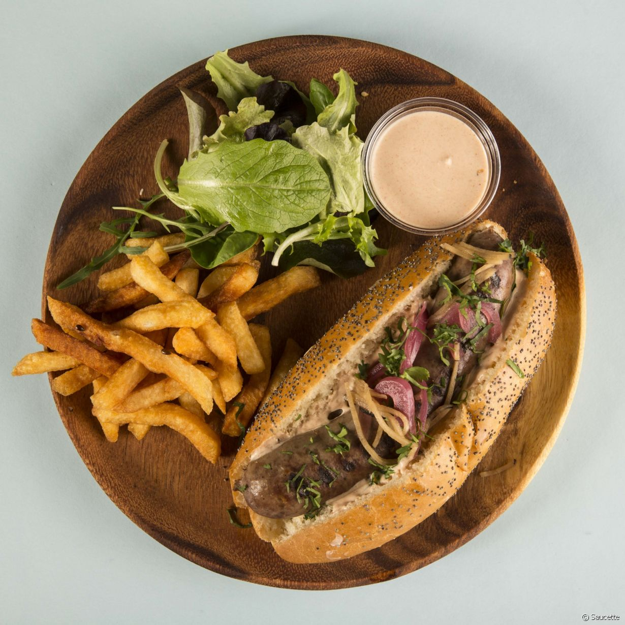 Saucette, 30 rue Beaubourg, 75003 Paris - Photo 28