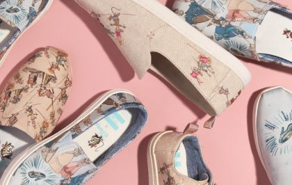 Toms x Disney, Jay Z x Puma... Les news mode