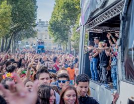 Techno Parade, Food Temple, brunch américain... La To Do List du week-end
