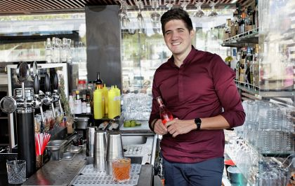 Interview de bartender : Kevin Thomas du OFF Paris Seine