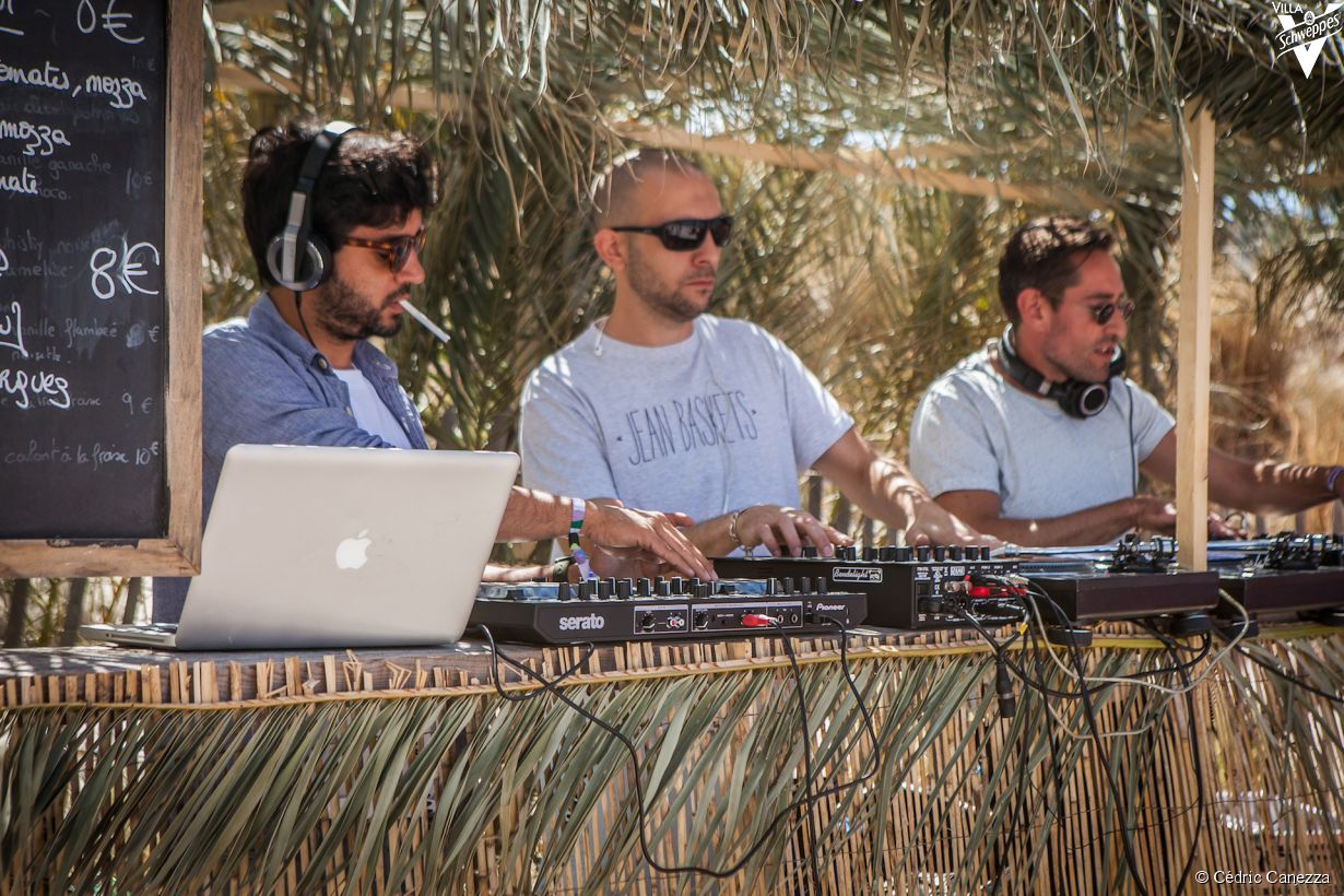 Calvi On The Rocks - Dj set on the beach