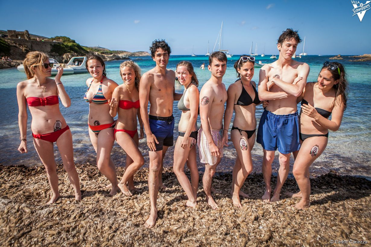 Calvi On The Rocks - Photo de groupe