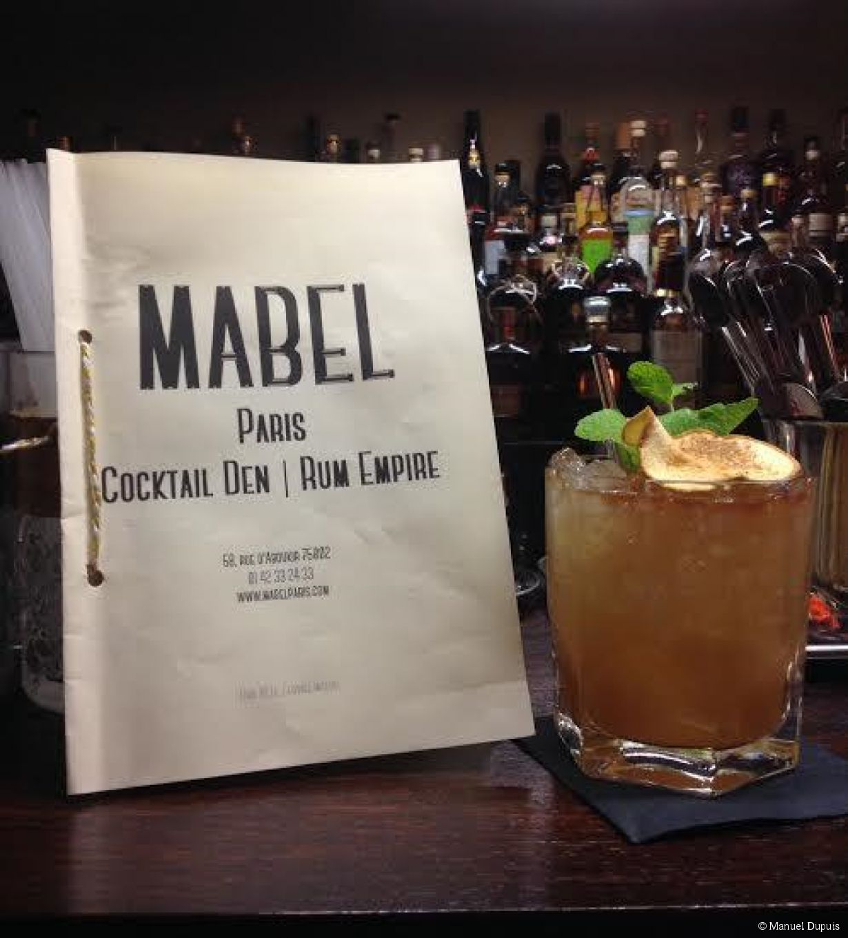 Mabel, 58 Rue d'Aboukir, 75002 Paris