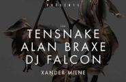 Soire Vulture au Social Club avec Alan Braxe et Dj Falcon