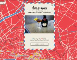 Tous les bars de la Paris Cocktail Week en 1 clic