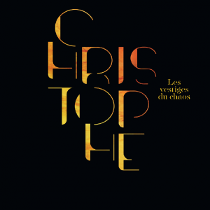 L'artwork du prochain album de Christophe