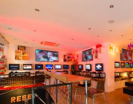 "Opening Soon : Le Reset, le bar à ""drink gaming"""