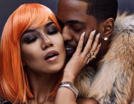 "Jhené Aiko & Big Sean en acteurs porno dans ""Out Of Love"""