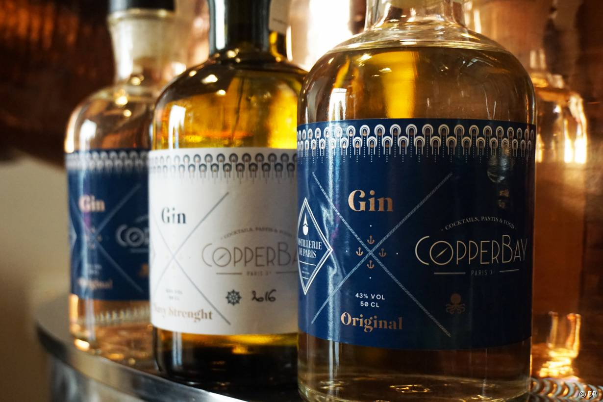 Les gins du CopperBay - Photo 5