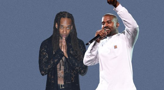 "Ty Dolla $ign : ""Kanye a composé 'Fade' en 5 minutes""."
