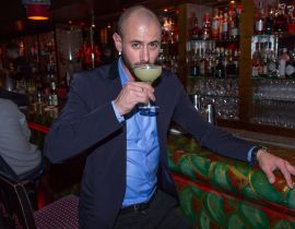 Interview : Jean Munos, nouveau bartender du Buddha-Bar Paris