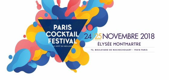 Le Paris Cocktail Festival 2018