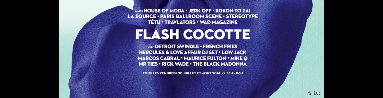 Flash Cocotte Summer Camp