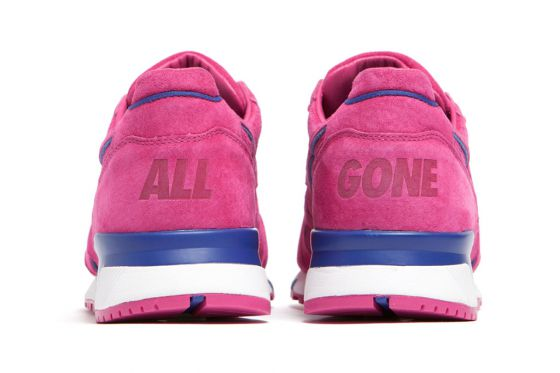 All Gone x Diadora N.9000 (All Gone 2012)