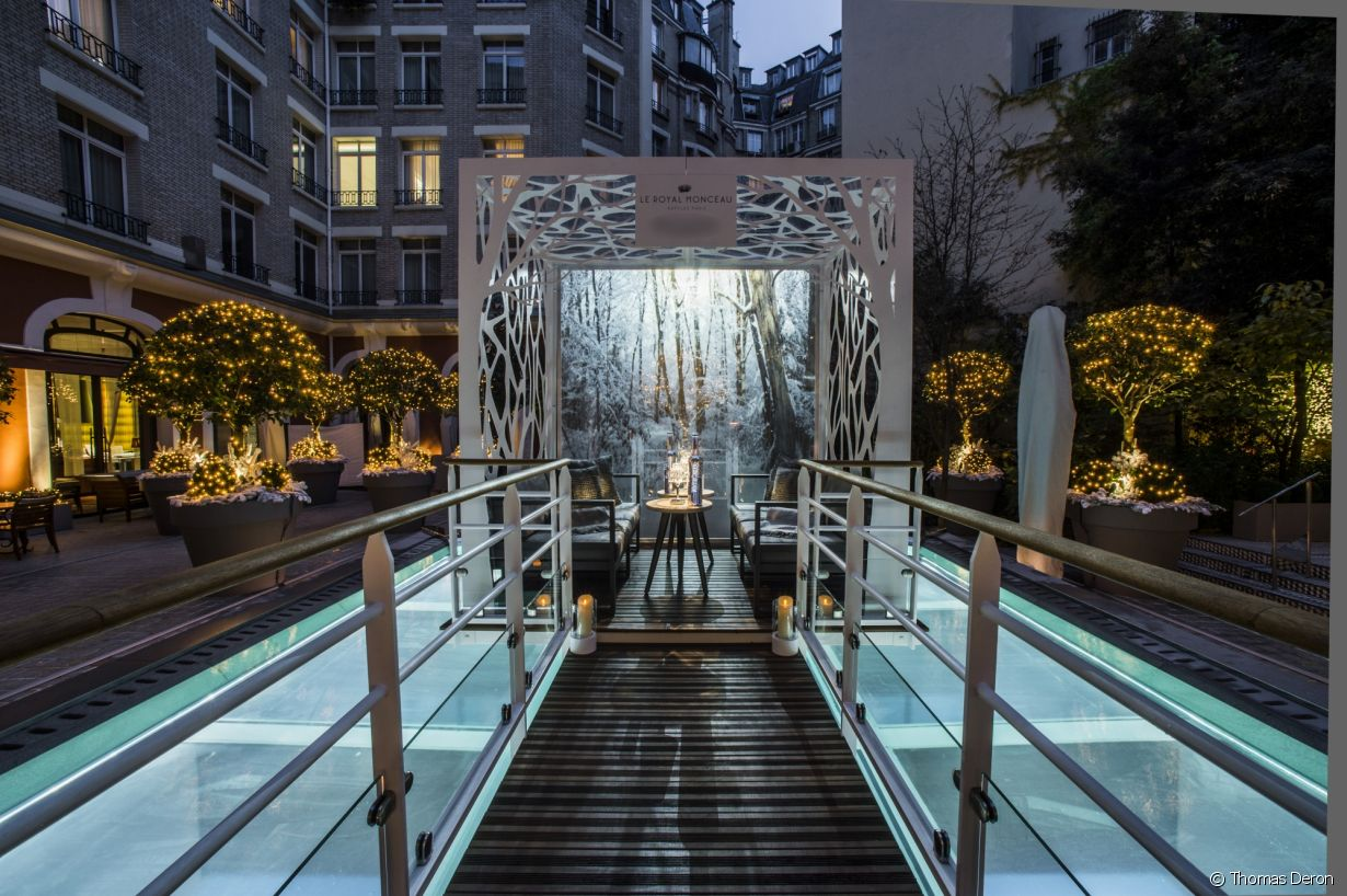 Le Jardin d'Hiver au Royal Monceau - Raffles Paris, 37 Avenue Hoche, 75008 Paris - Photo 6