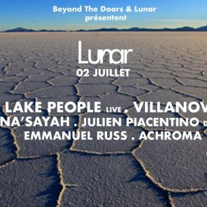 Le label Lunar invite Lake People au Wanderlust le 2 juillet 2017