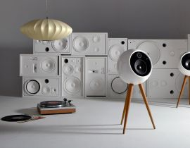 The Moonraker : les speakers rétro-futuristes de bossa Sounds