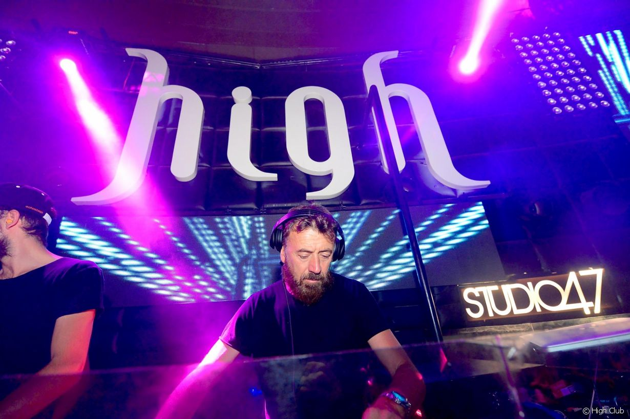 Beni Benassi au High Club