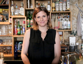 Interview : Brittini Rae, bartender en chef de la Candelaria