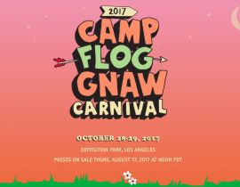 Tyler The Creator dévoile une prog' folle pour son Camp Flog Gnaw Carnival