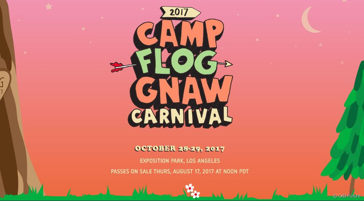 Camp Flog Gnaw Name