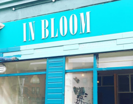 In Bloom, le café vegan dédié à Nirvana