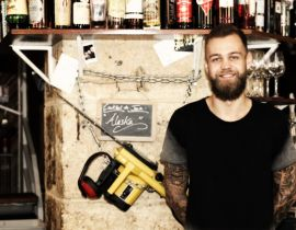 Interview de bartender : Simon du Mary Celeste