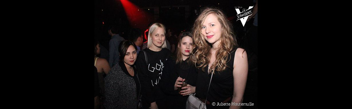 Wrong Cops Party au Zig Zag : Photo 7 (Lucille Durez)