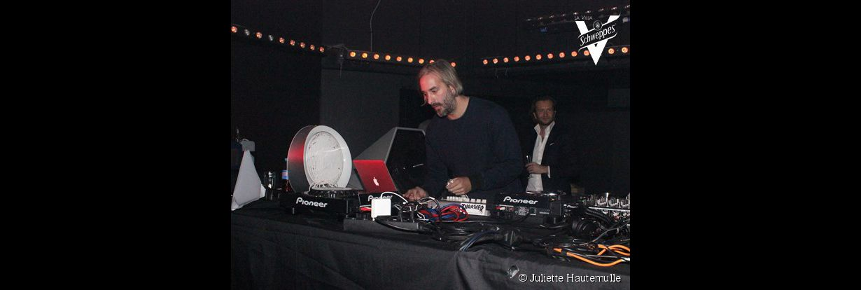 Wrong Cops Party au Zig Zag : Photo 32 (DJ Falcon)