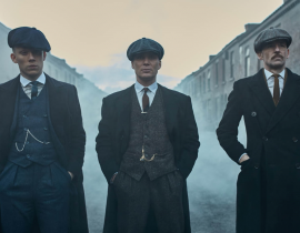 Un bar Peaky Blinders a ouvert ses portes en Angleterre
