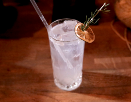 Cocktail : La Balade en Forêt du Calbar