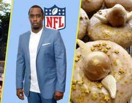 P. Diddy x NFL, spa au vin, donuts Harry Potter... Les infos unexpected