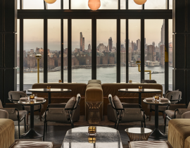 Le plus beau bar du monde se trouve à New York
