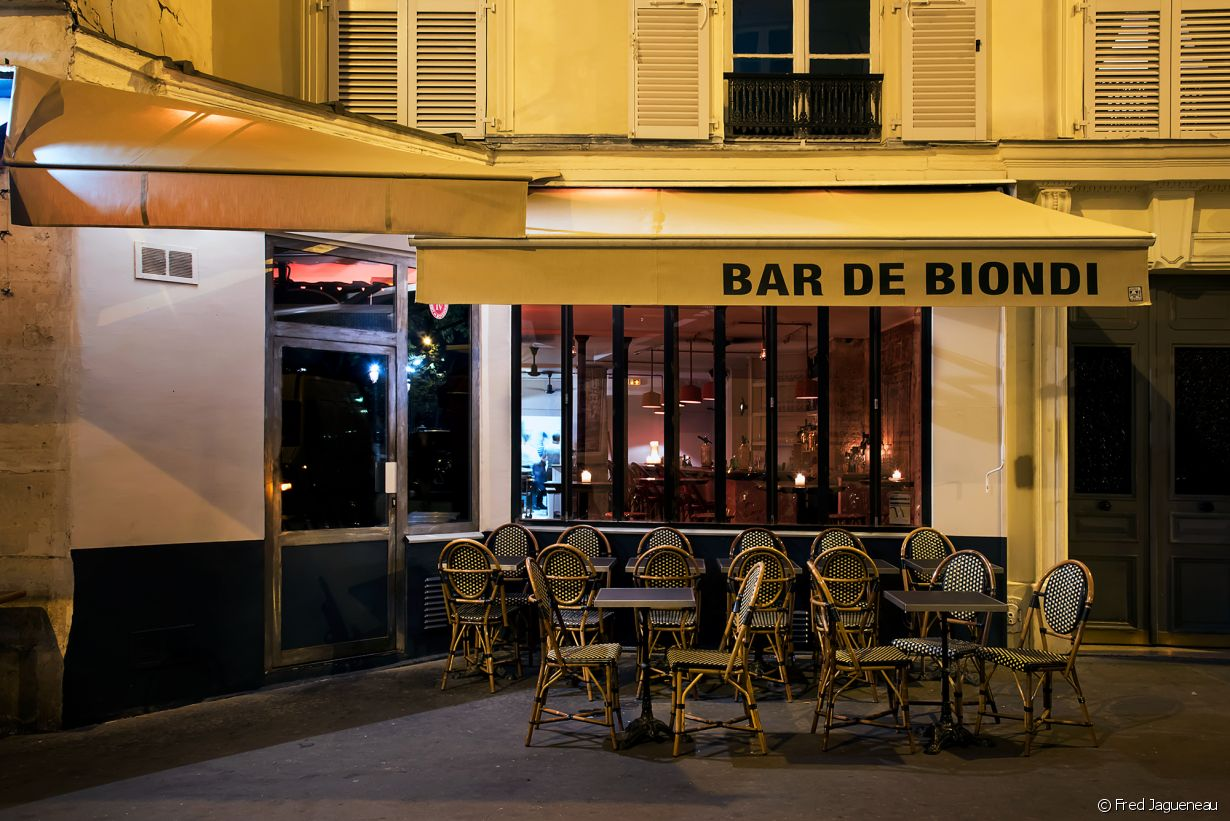 Le Bar de Biondi, 118 rue Amelot, 75011 Paris - Photo 4