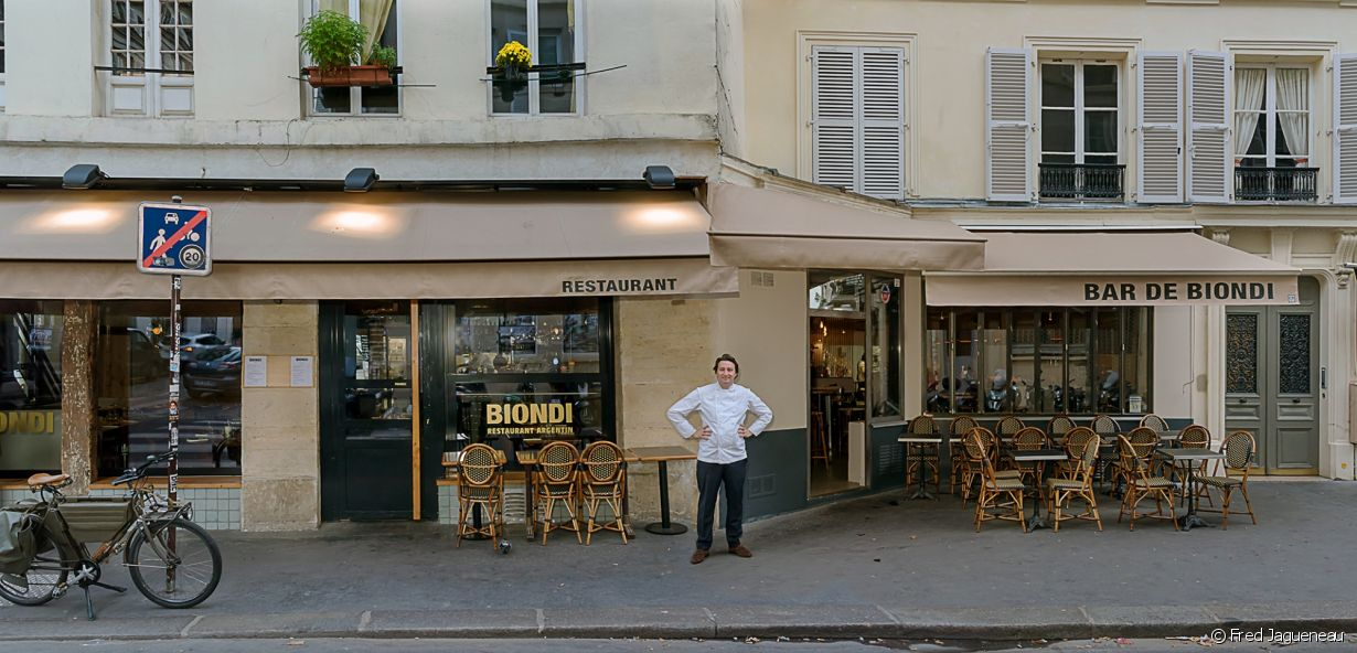 Le Bar de Biondi, 118 rue Amelot, 75011 Paris - Photo 9