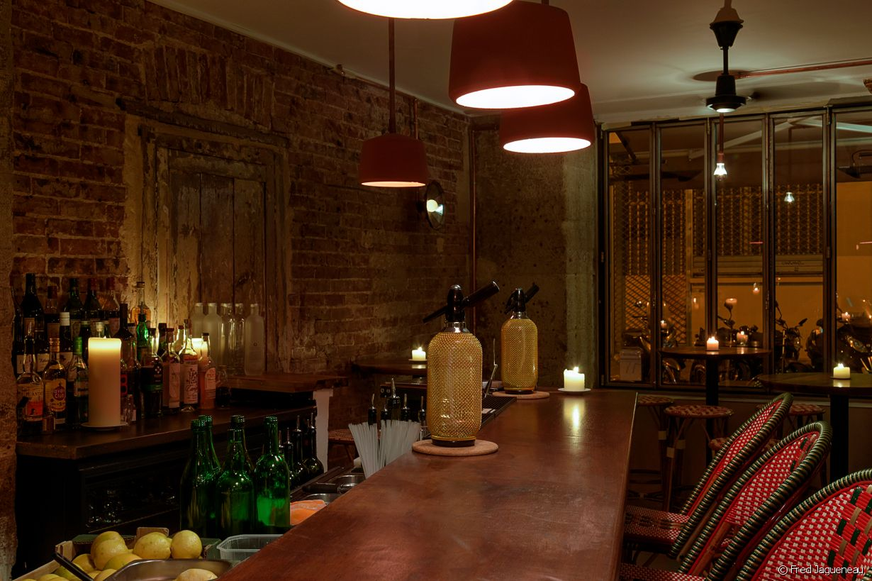 Le Bar de Biondi, 118 rue Amelot, 75011 Paris - Photo 6