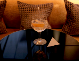 Cocktail : le Park Hyatt Gin Tonic