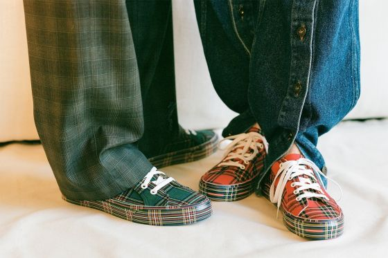 Plaid Pack