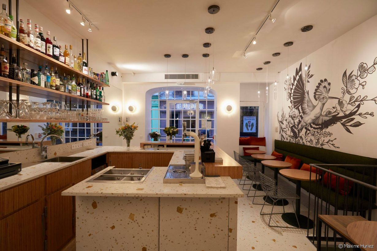 Le Onze Bar, 11 rue Princesse, 75006 Paris - Photo 11
