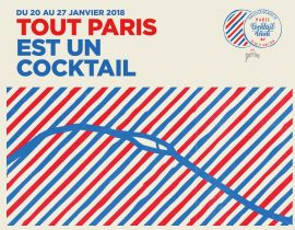 La Paris Cocktail Week 2018 arrive à grand pas