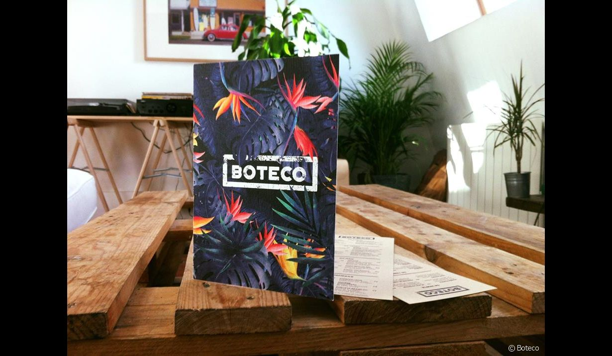 Boteco, 48 rue de l'Échiquier, 75010 Paris - Photo 5
