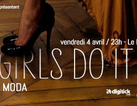 Bad Girls Do It Well le 4 avril au Pigallion